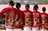 Ethnic designs. (Krish | കൃഷ്) Tags: girls design nikon women dress traditional tribal northeast weaving ethnical krish arunachal d60 costune monpa