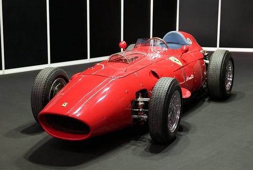 L9771104 - Motor Show Festival 2011. Ferrari 256 F1 (1958)