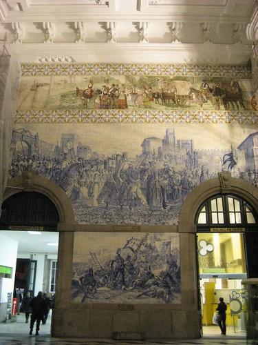 Estação do Porto - São Bento