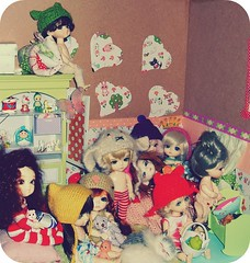 Pijama's Party (Teka e Fabi) Tags: