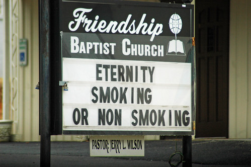 On the streets of Ashvegas: 'Eternity'…