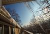 sunny icicles (wmliu) Tags: usa house snow us newjersey nj icicle wmliu