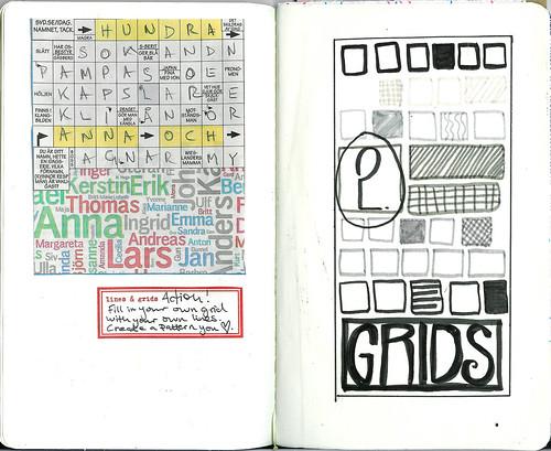 2 grids