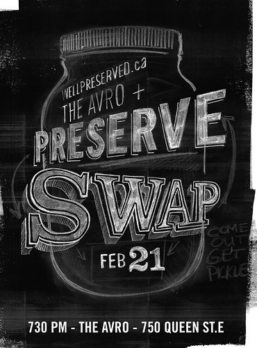 Preserving? Are you making enough to swap? preserve swapping Food Swapping