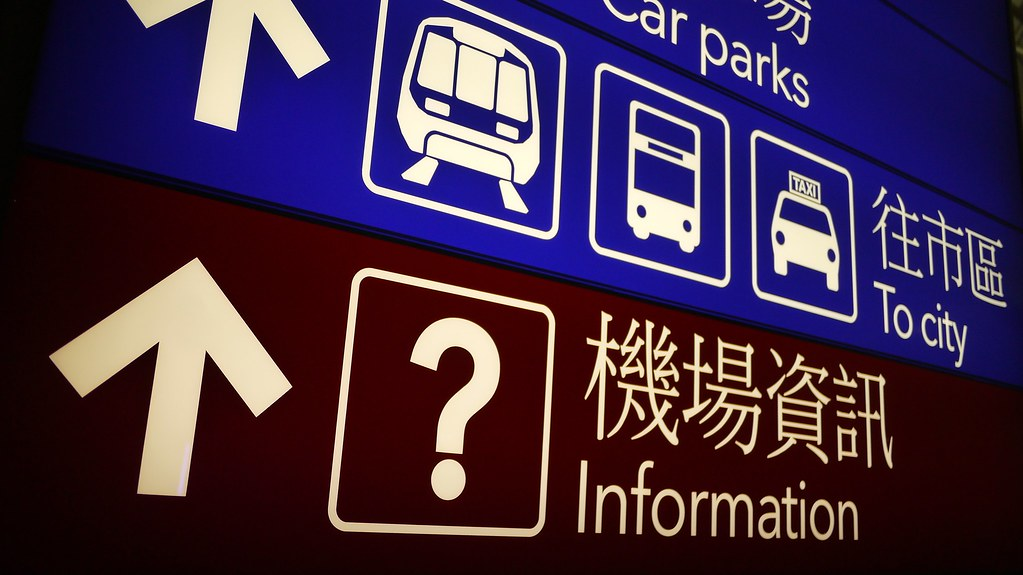Informative Sign