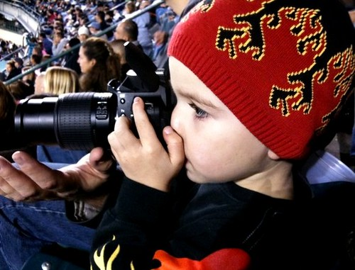 Angry Kid, photographer