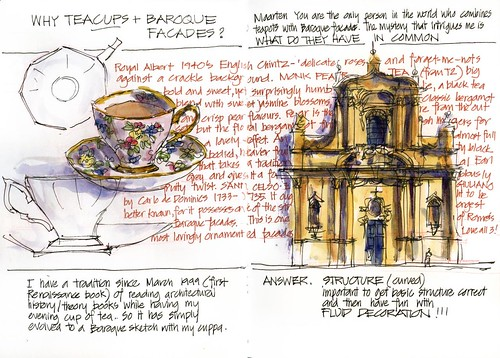 110218 What is the connection between teacups and Baroque facades?