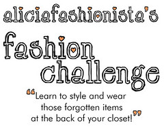 fashion challenge button