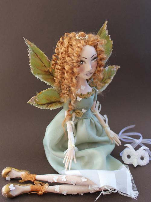 My Owl Barn Abi Monroe Woodland Fairy
