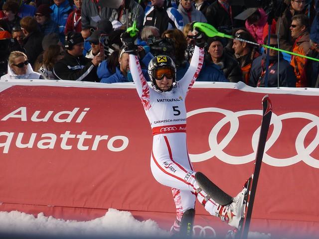 Kathrin Zettel - Slalom der Damen - Ski-WM 2011