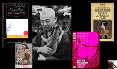 """""""A CAT,A MAN AND TWO WOMEN"""" Tanizaki Junichiro"""