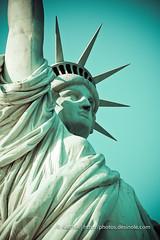 Lady Li! (desinole) Tags: nyc newyork liberty statueofliberty ladyliberty imported