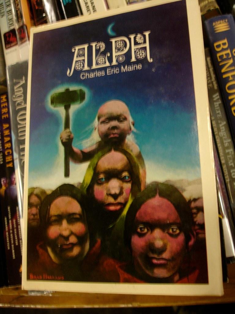 Book Cover: Alph