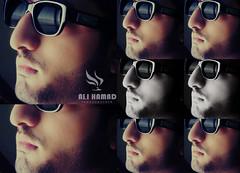 My Desktop wallpaper :    (Ali Hamad |  ) Tags: old black glass face canon eos d police ali arab saudi 500 zero hamad ksa  500d           theblackzero