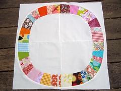 Single Girl Quilt Block (libbydillard) Tags: quiltblock scrapquilt piecing denyseschmidt singlegirlquilt