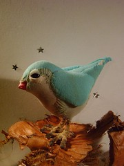 Birdy in etsy! (Valeria Dalmon) Tags: bird art animal etsy sculpturs valeriadalmon