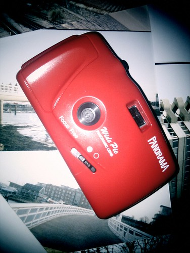Panorama 35mm Film Camera