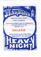 GALAXIS TICKET