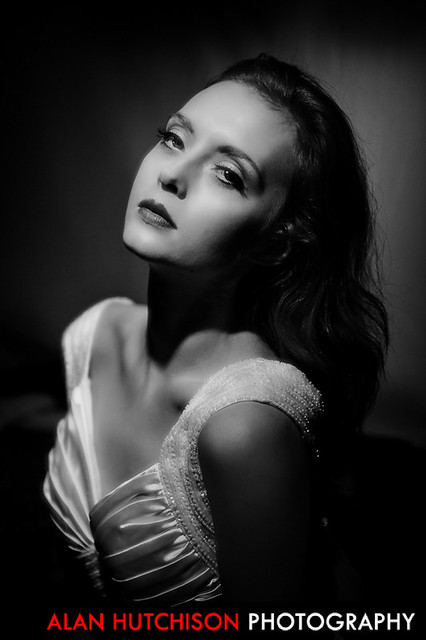 Inspired by George Hurrell - Tanya Beetham