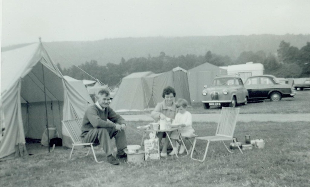McCreath Family Pitlochry 1964