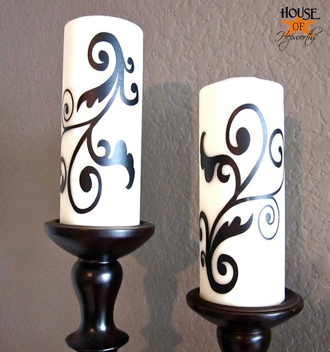 SilhouetteCandles2