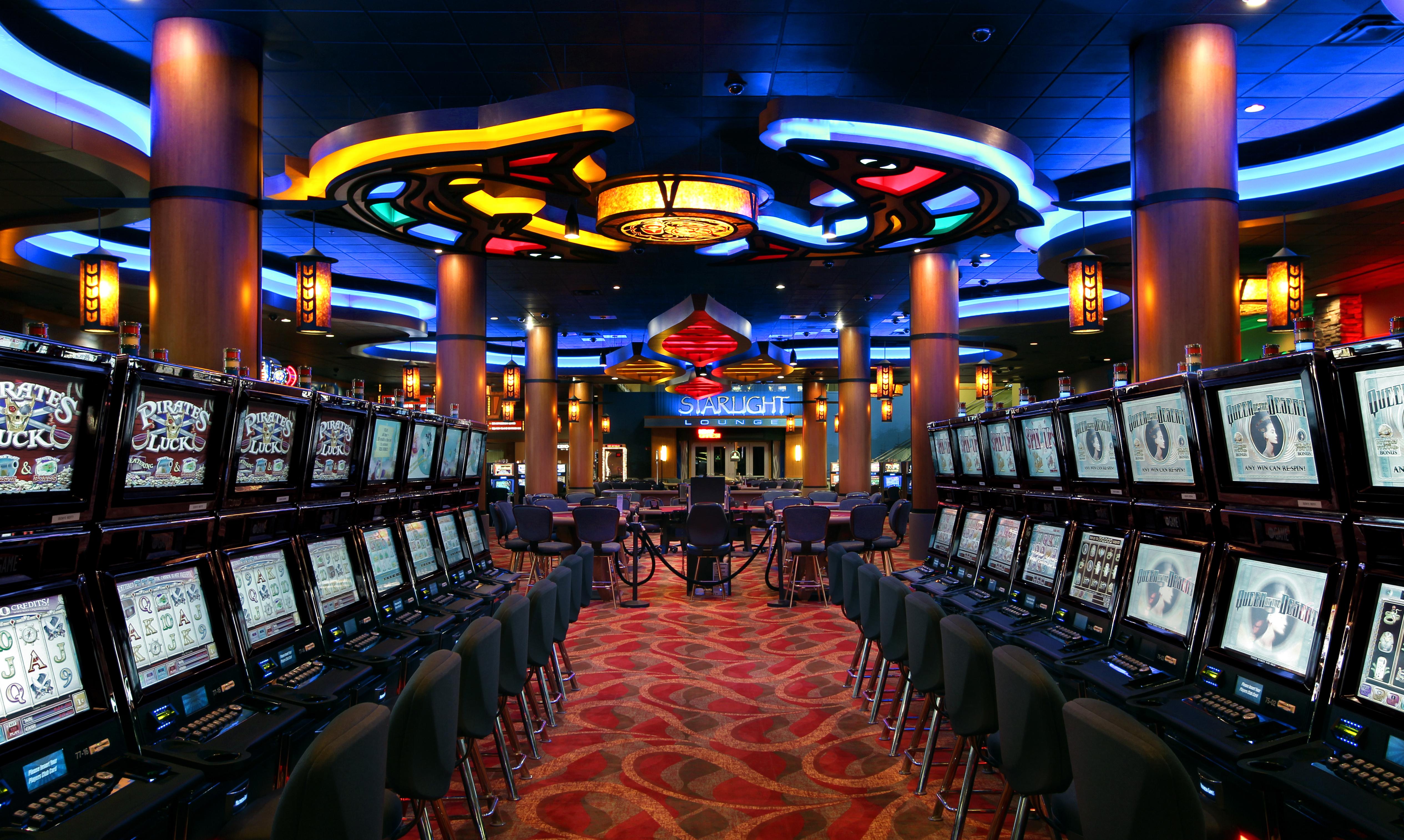Casino interiors damian cupido gambling