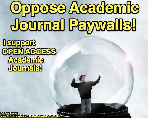 Oppose Academic Journal Paywalls