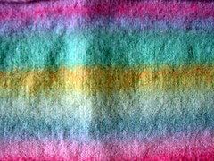 Felted Colourscape