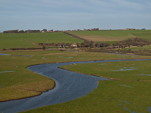 the cuckmere estuary project Cuckmere and pevensey levels catchment partnership project updates perhaps at the west back at the cuckmere estuary.