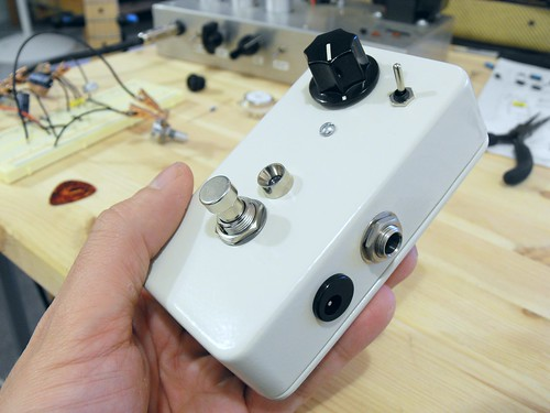electronics stompbox effectspedal 1509b dallasrangemaster