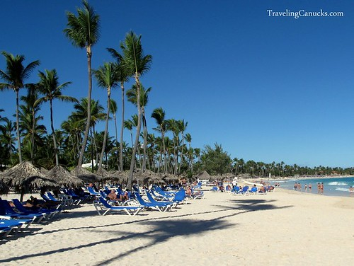 Bavaro Beach in Punta Cana