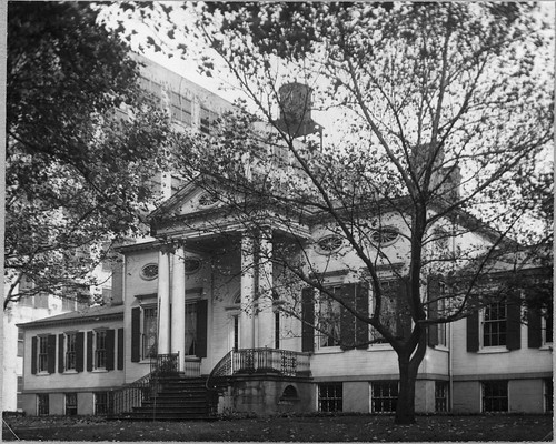 The Taft Mansion, Cincinnati, Ohio