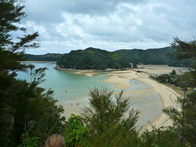 Abel Tasman Park, New Zealand