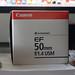 EF 50mm 1.4 USM