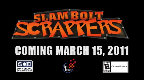 March 15: Slam Bolt Scrappers