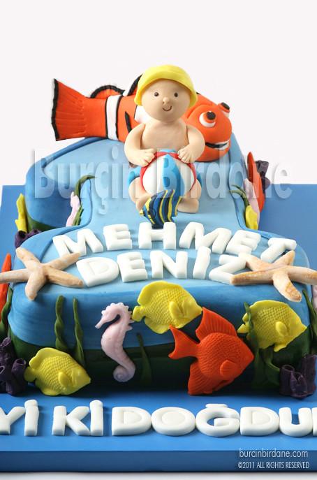 Nemo Deniz 1 Yas