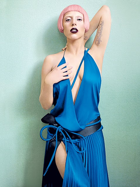 Lady Gaga for Vogu March 2011