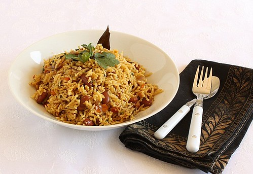 Rajma Rice