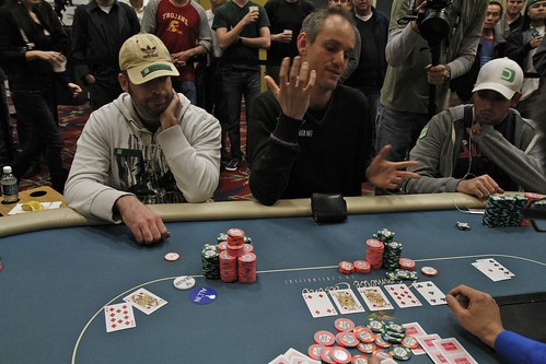 9868 Allen Cunningham Busts in 8th Place