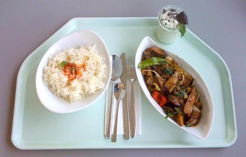 Moo Pad Bai Krapao