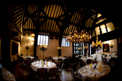 Samlesbury Hall Wedding Photography
