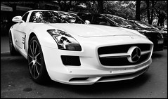 SLS AMG in B&W (Ni.St|Photography) Tags: sanfrancisco china california birthday park christmas street new city nyc uk trip travel family flowers blue winter wedding friends sunset red party summer vacation portrait england sky people bw italy music food usa white snow newyork canada paris france flower green london art ass beach nature water festival japan night canon germany fun photography mercedes benz concert italian nikon europe live rally taiwan australia delta german legend lancia integrale