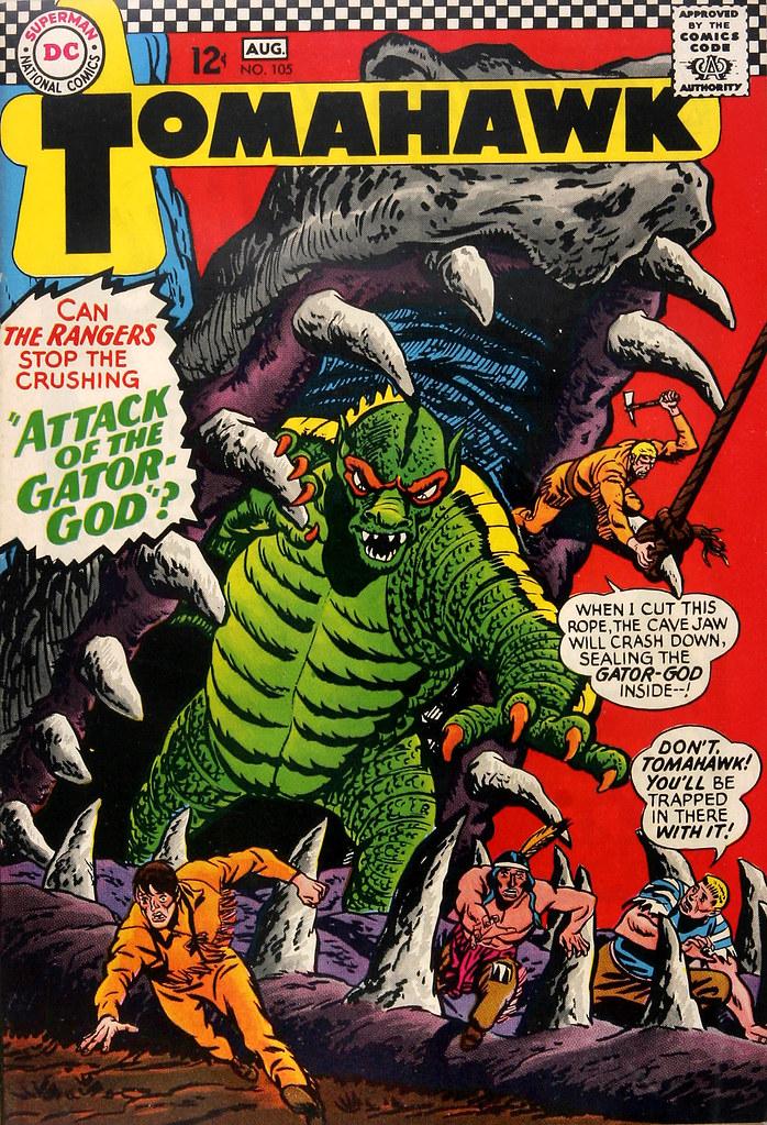 Tomahawk #105 (DC, 1966)