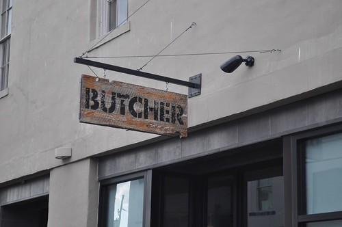 Butcher in New Orleans