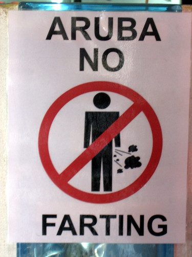 No farting by Erik Cleves Kristensen