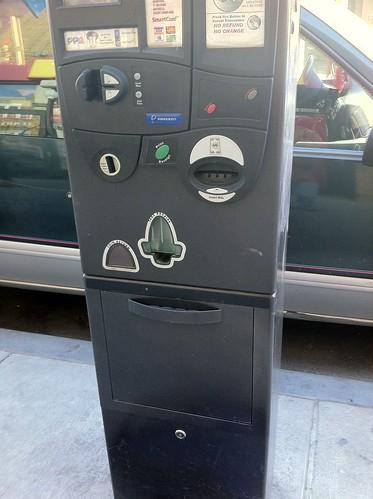 Parking Meter Man 2