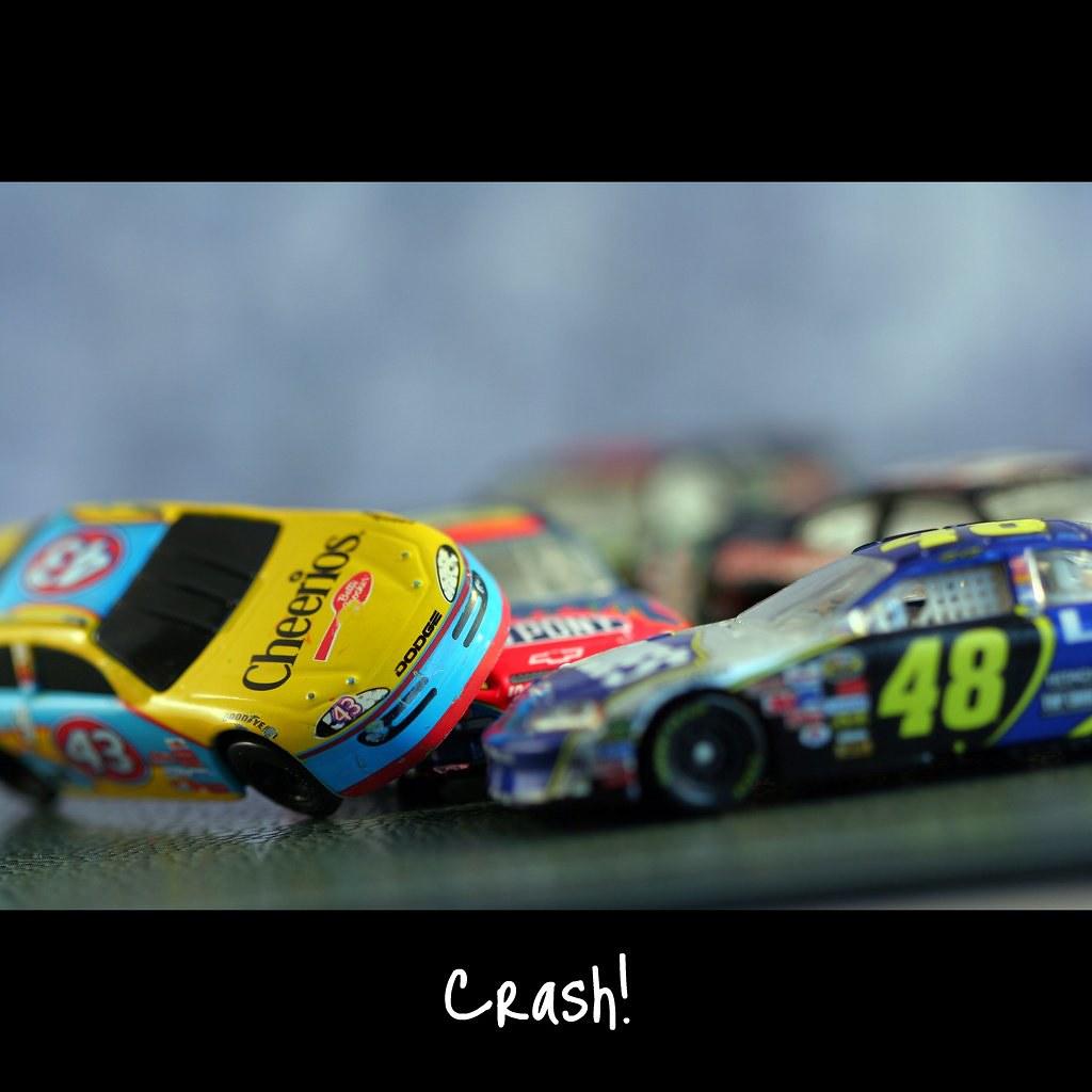 Crash! Shatter!