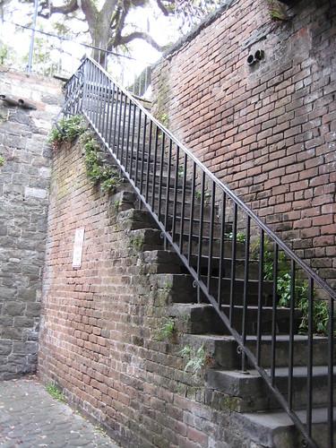 River Street Stair Access