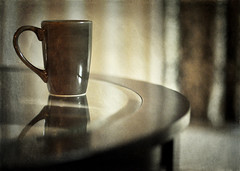 Coffee Table (JMichaels Photography) Tags: photoshop 50mm high nikon f14 iso afs textured cs3 d90