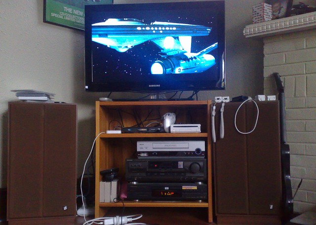 The new(ish) TV